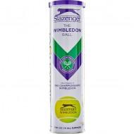 Теннисные мячи Slazenger Wimbledon 4 мяча