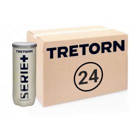 Теннисные мячи Tretorn Serie+ 72 мяча