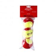 Теннисные мячи Tretorn Academy Stage 3 Красные