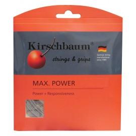 Теннисная струна Kirschbaum Max Power 12 метров.