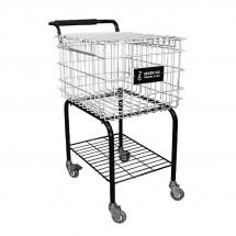 Теннисная корзина для мячей 7/6 железная Tennis Ball Carts на 360 мячей