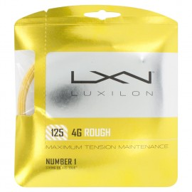 Теннисная струна Luxilon 4G Rough 12 метров.