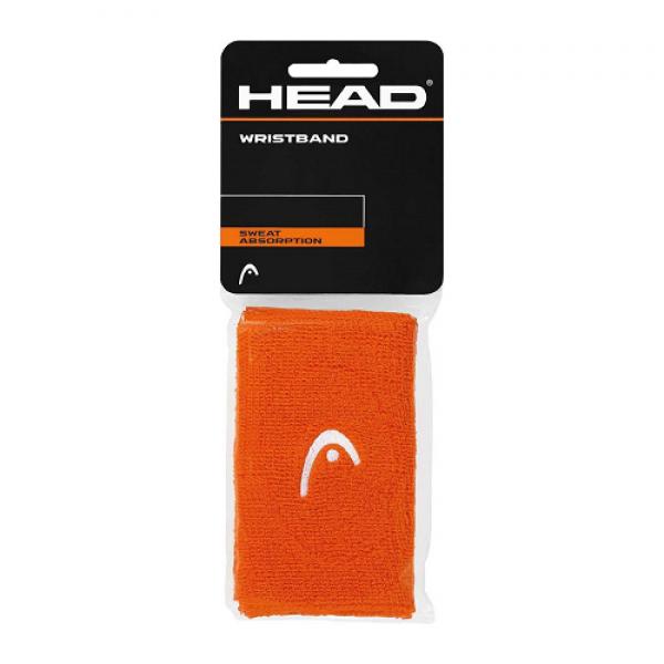 """Напульсник Head 5"""" Оранжевый"""