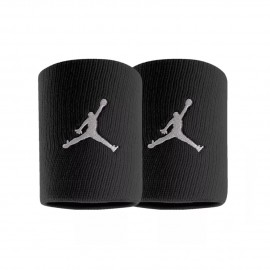 Напульсник Nike Jordan Jumpman Wristbands Gym (Black/White)