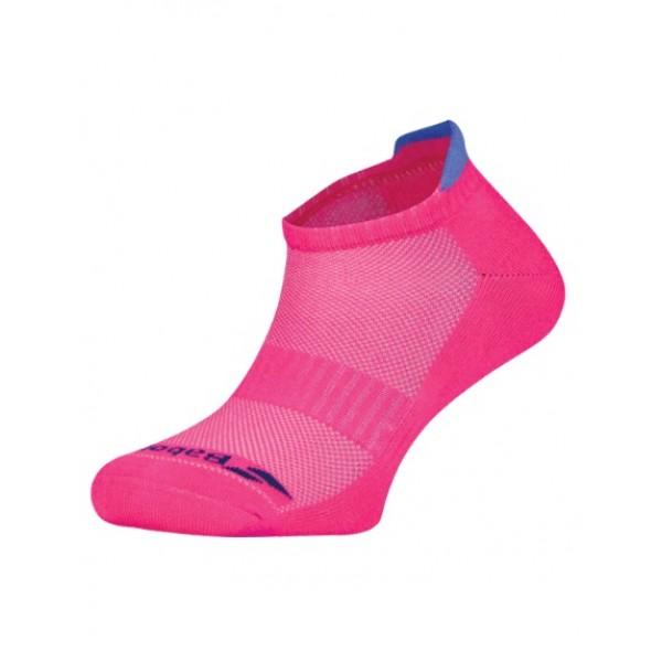 Носки теннисные женские Babolat Invisible Pink