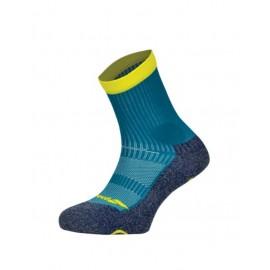 Носки теннисные мужские Babolat Pro 360 Blue/Yellow