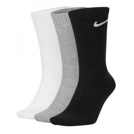 Носки теннисные Nike Everyday White/Grey/Black