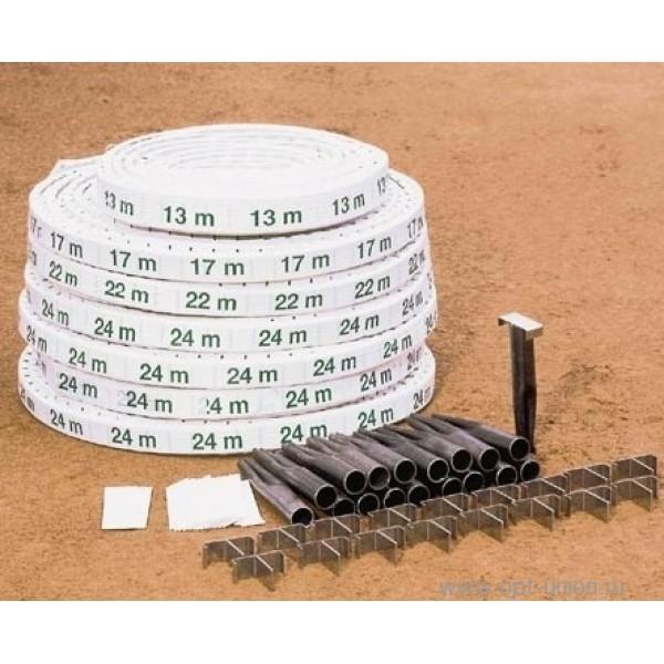 Линии для разметки грунтового корта