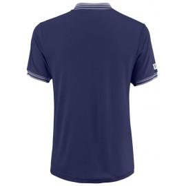 Мужское поло Wilson Team (Blue) для большого тенниса