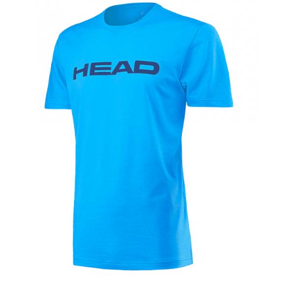 Мужская футболка Head Transition Ivan (BLNV) для большого тенниса