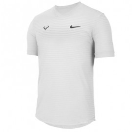 Мужская футболка Nike Rafa Challenger (White) для большого тенниса