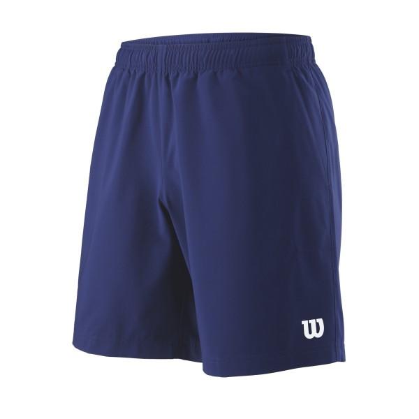 Мужские шорты Wilson Team 8 (Blue Depth) для большого тенниса