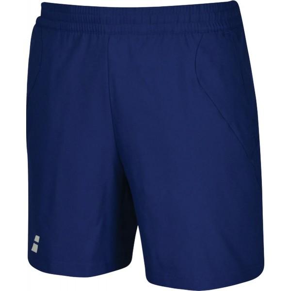 Мужские шорты Babolat Core 8 (Синий) для большого тенниса