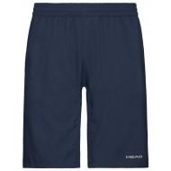 Мужские шорты Head Club Bermudas (Темно-синий) для большого тенниса