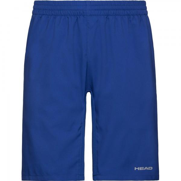 Мужские шорты Head Club Bermudas (Синий) для большого тенниса