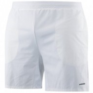 Мужские шорты Head Performance Short (Белый) для большого тенниса