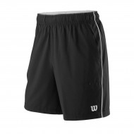 Мужские шорты Wilson Competition 8 (Black) для большого тенниса