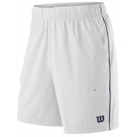 Мужские шорты Wilson Competition 8 (White) для большого тенниса