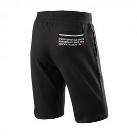 Мужские шорты Wilson Since 1914 11 (Black) для большого тенниса