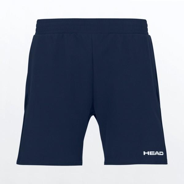 Мужские шорты Head Power Shorts (Dark Blue) для большого тенниса