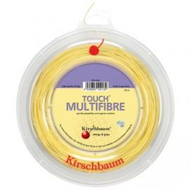 Теннисная струна Kirschbaum Touch Multifibre 100 метров.