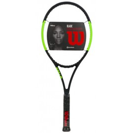 Теннисная ракетка Wilson Blade 104 CV Serena Williams Autograph 2017, вес 306 гр