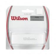 Теннисная намотка базовая Wilson Sublime White