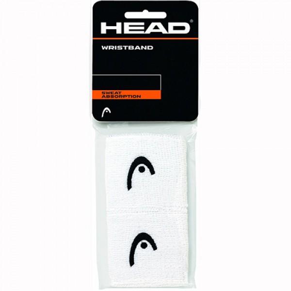 "Напульсник Head 2.5"" Белый"