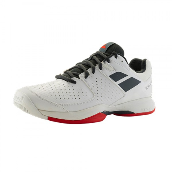 Теннисные кроссовки Babolat Pulsion All Court Men White/Grey/Red