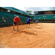 Ремонт и реконструкция теннисных кортов
