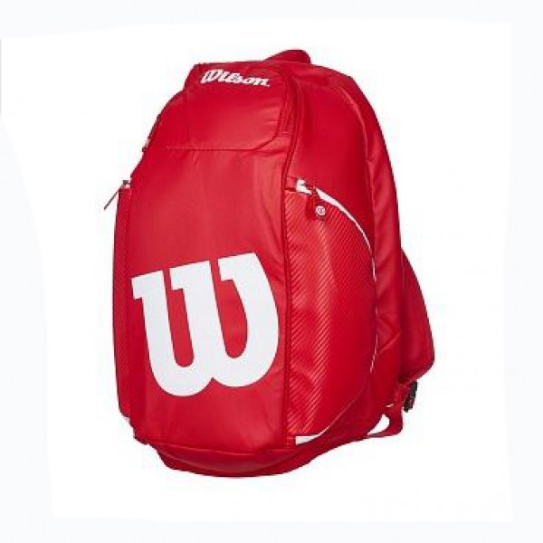 Рюкзак теннисный Wilson Pro Staff Red 2017