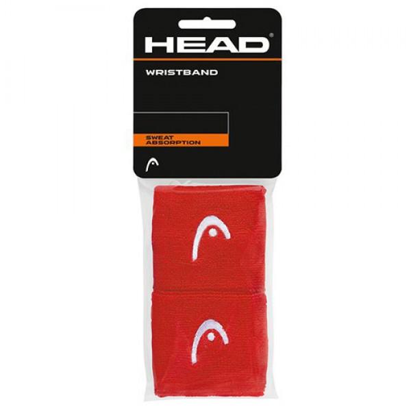 """Напульсник Head 2.5"""" Красный"""