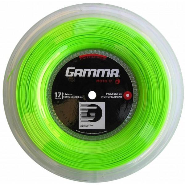 Теннисная струна Moto Green 1.29 200 м
