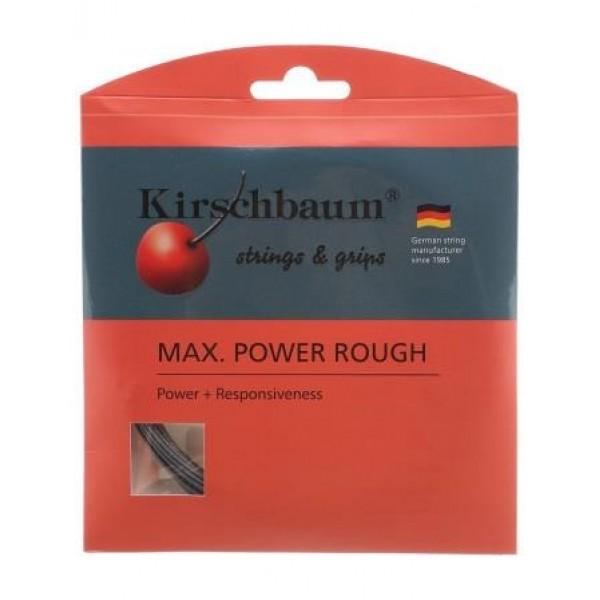 Теннисная струна Kirschbaum MAX Power Rough 12 метров.