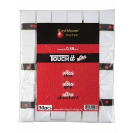 Теннисная намотка Kirshbaum Touch It Ultra 0.38 мм 30 штук