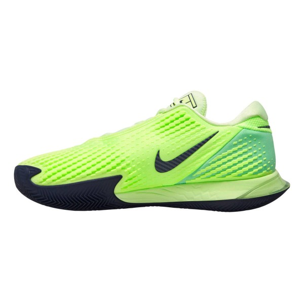 Кроссовки мужские Nike Air Zoom Cage 4 Clay - Ghost Green/Barley Volt