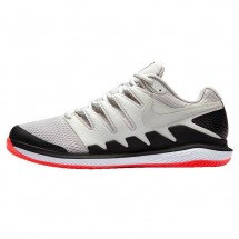Кроссовки мужские Nike Air Zoom Vapor X - Light Bone/Blac/Hot Lava