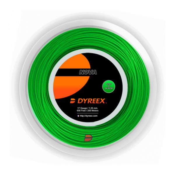 Теннисная струна Dyreex Nova (green) 200 метров