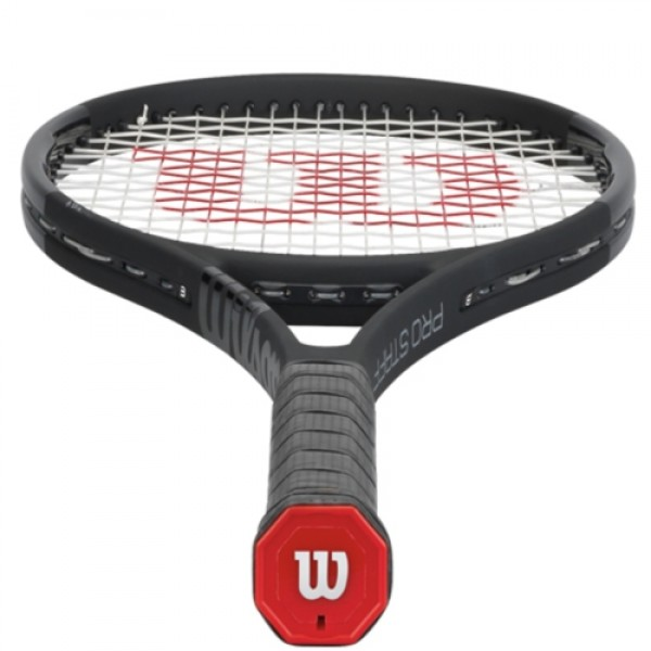 Теннисная ракетка Wilson Pro Staff 97 ULS Black  (Вес: 290 Голова: 97)