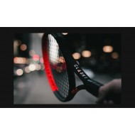 Обзор теннисной ракетки Wilson Clash