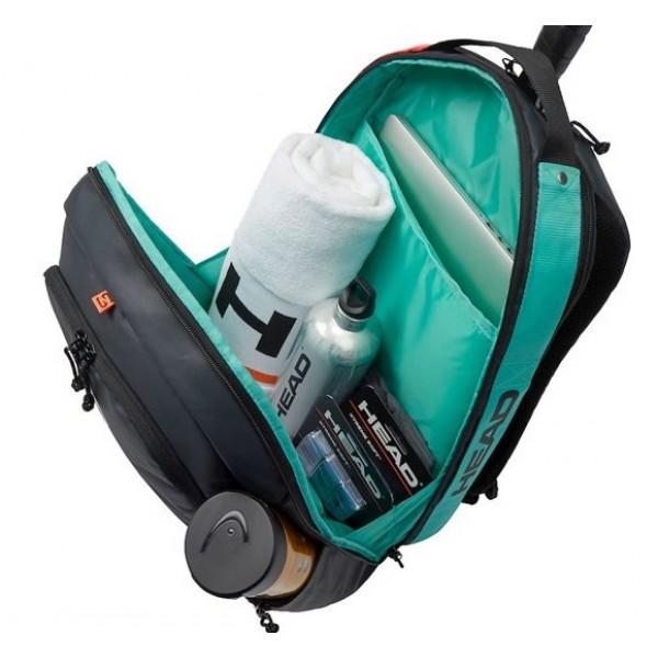 Теннисный рюкзак Head Gravity Backpack