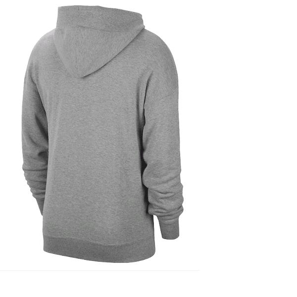 Мужское худи Nike Court (Grey) для большого тенниса