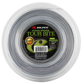 Теннисная струна Solinco Tour Bite Soft  1.30 200 м