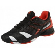 Мужские кроссовки Babolat Drive 3 All Court (Black/Orange) для большого тенниса