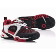 Детские кроссовки Head Mojo Junior (Black/White/Red) для большого тенниса
