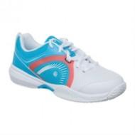 Женские кроссовки Head Cruze II Women (White/Blue) для большого тенниса