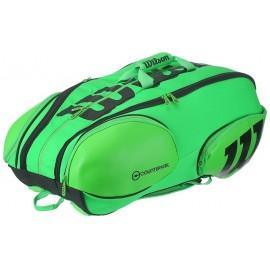 Теннисная сумка Wilson Vancouver Blade Green на 15 ракеток 2017