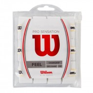 Теннисная намотка Wilson Pro Overgrip Sensation 12 White
