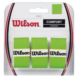Теннисная намотка Wilson Pro Overgrip Blade Зеленая